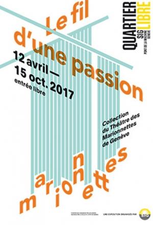 Exposition « Marionnettes – Le fil d'une passion » à Genève