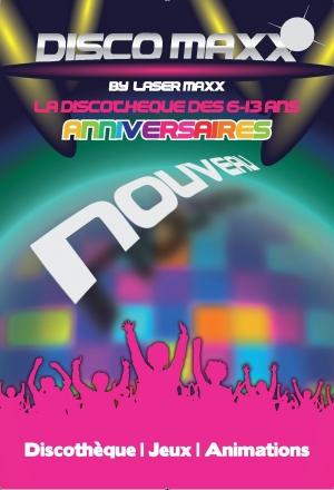 Nouveau : la discothèque pour les 6-13 ans !