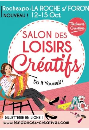 Salon Tendances Créatives à la Roche sur Foron
